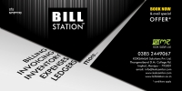 KOK SAM LAI Solutions Pvt Ltd cordially request for your presence at the official Launch of BILLStation