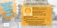 Photography competition - World Tourism Day 2014